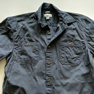 EUC Carhartt button down shirt